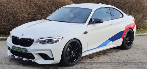 Ready for the Track - BMW M2 Competition